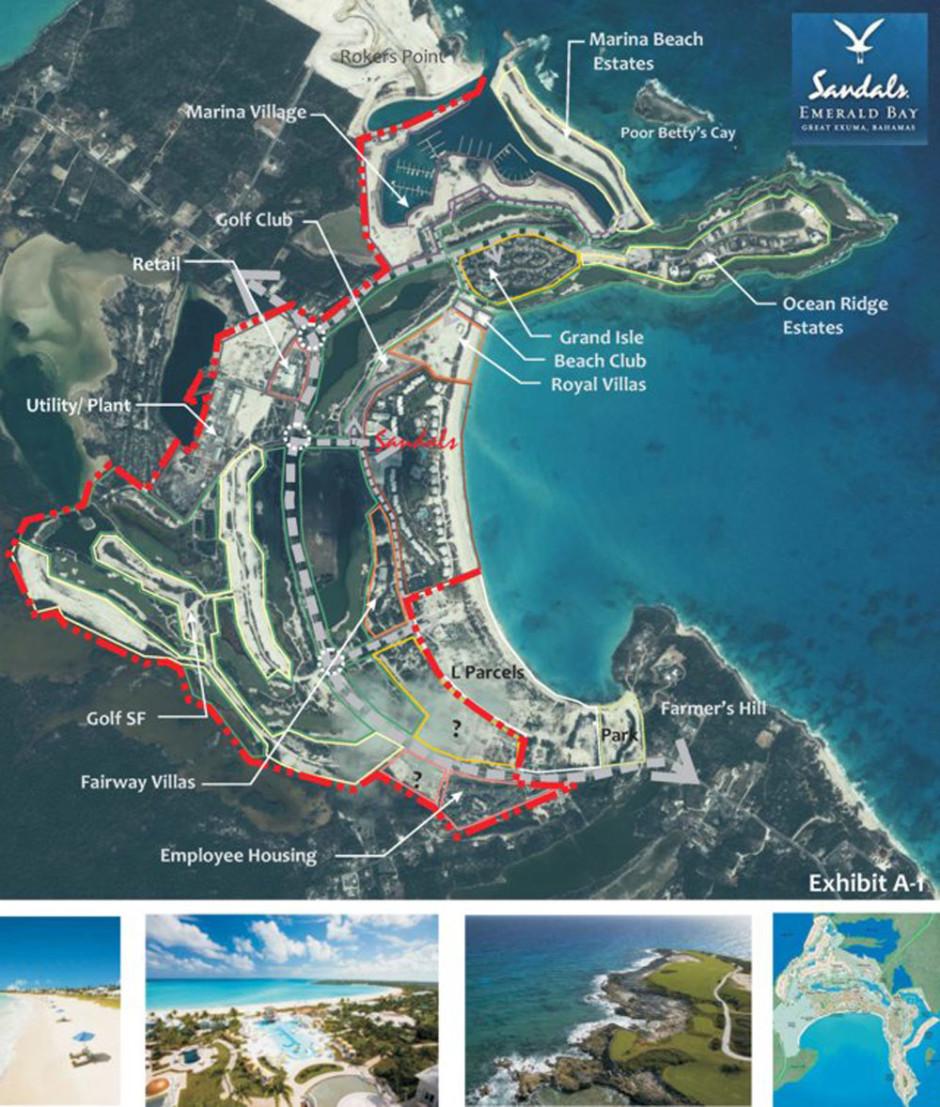10228dec7f36d Sandal Emerald Bay Resort